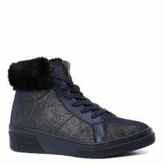Ботинки MASSIMO SANTINI 8W72460001 темно-синий