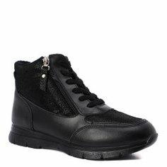 Ботинки MASSIMO SANTINI 8W72440002 черный