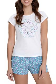 Комплект: футболка, шорты Infinity Lingerie