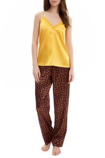 Комплект: блузка-топ, брюки Infinity Lingerie