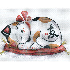 """Набор для вышивания Panna """"Счётный крест"""" Благополучие в доме, 16х11 см"""