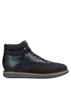 Высокие кеды и кроссовки Alberto Guardiani