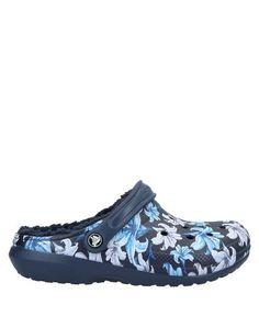 Домашние туфли Crocs