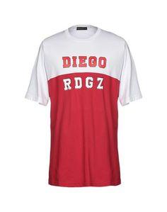 Футболка Diego Rodriguez