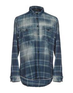 Джинсовая рубашка Taylor Tweed