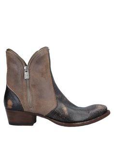 Полусапоги и высокие ботинки Pantanetti