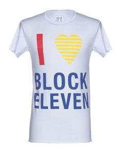 Футболка Bl.11 Block Eleven