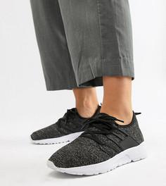 Кроссовки для широкой стопы ASOS DESIGN Diploma - Серый