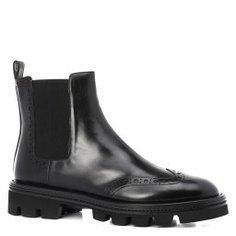 Ботинки PAS DE ROUGE 1987 черный
