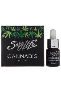 Духи «Cannabis Pheromone» SEXY LIFE