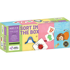 "Настольная игра для детей Chalk&Chuckles ""Sort in the box"""