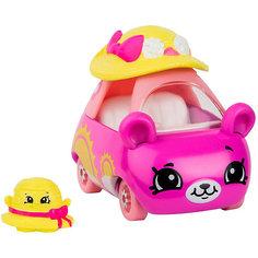 """Машинка Moose """"Cutie Car"""" Солнечная шляпка с фигуркой Shopkins, 3 сезон"""