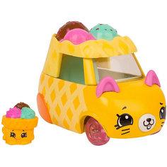 "Машинка Moose ""Cutie Car"" Мото Мороженое с фигуркой Shopkins, 3 сезон"