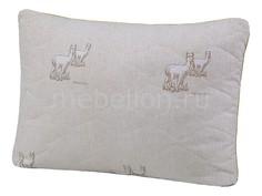 Подушка (70х70 см) Шерсть Альпаки Mona Liza