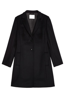Пальто с лацканами Hugo Boss
