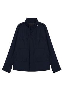 Куртка с плоскими карманами Hugo Boss
