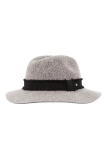 Серая шляпа с отделкой Adolfo Dominguez