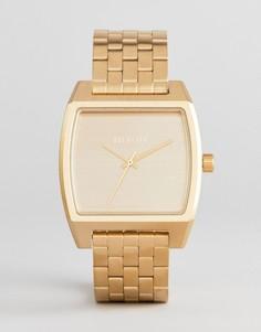 Часы Nixon A1245 Time Tracker - Золотой