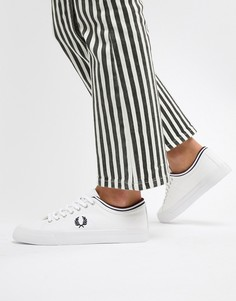 Парусиновые кроссовки Fred Perry Кendrick - Белый