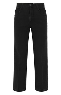 Укороченные джинсы с потертостями Rachel Comey