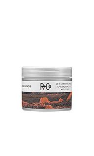 Паста сухой шампунь badlands - R+Co
