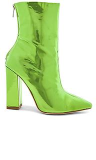 Сапоги на каблуке riley - RAYE