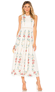 Платье laelia cross stitch - Zimmermann