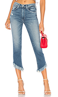 Прямые джинсы cropped valletta - MCGUIRE
