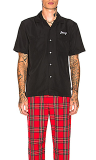 Рубашка bowling - Stussy