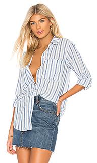 Клетчатая рубашка на пуговицах steady boyfriend shirt - Sanctuary