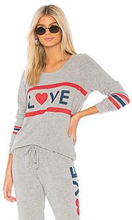 Пуловер love knit - Chaser