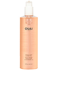 Масло для волос rose hair & body oil magnum - OUAI