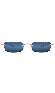 Солнцезащитные очки daveigh - Oliver Peoples