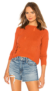 Пуловер distressed - Tularosa