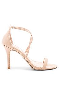 Туфли на каблуке с открытым носком bianca - by the way.