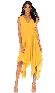 Платье миди - BCBGMAXAZRIA