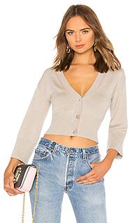 Укороченный кардиган cropped cardigan - LPA