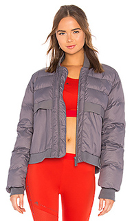 Куртка essentials short padded - adidas by Stella McCartney