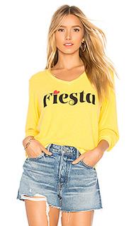 Джемпер свитер fiesta baggy b - Wildfox Couture