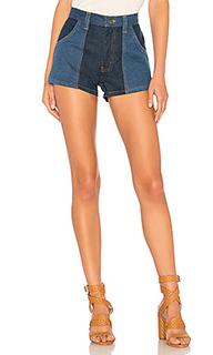 Джинсовые шорты - Stoned Immaculate