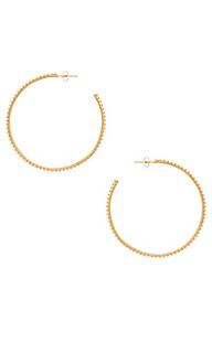 Серьги nebula ball - Natalie B Jewelry