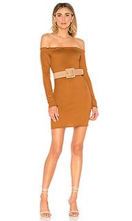Мини-платье с открытыми плечами baylee - About Us