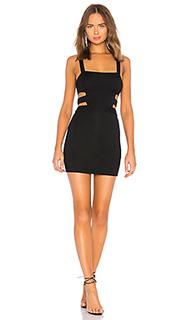 Облегающее мини-платье jill - NBD