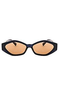 Солнцезащитные очки petit panthere - Le Specs Luxe