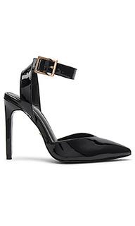 Туфли на каблуке blondie - RAYE