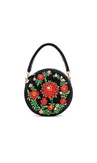 Круглая сумка - Clare V.