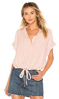 Рубашка на пуговицах с коротким рукавом borrego - Sanctuary