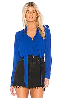 Блуза с завязкой на шее laurel - Bella Dahl