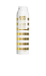 Автозагар для лица и тела 1 hour tan glow mask - James Read Tan