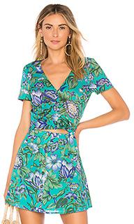 Блуза с коротким рукавом regina - LAcademie